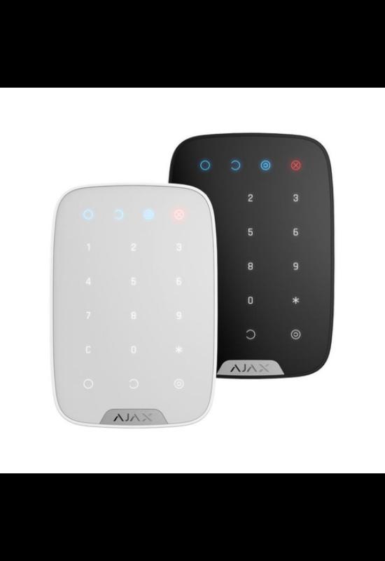AJAX Keypad BL - Érintésvezérelt kezelő panel, LED visszajelzés