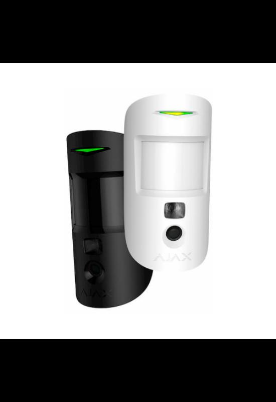 AJAX MotionCam - Mozgásérzékelő, beépített kamerával