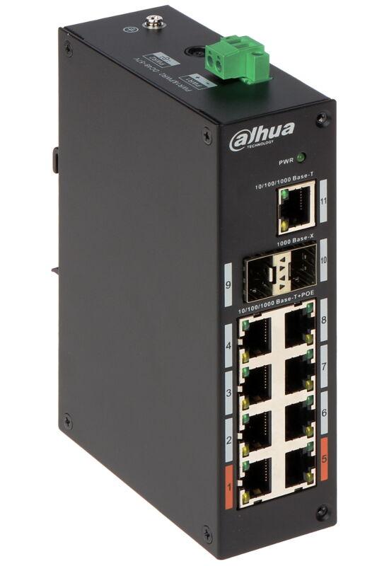 Dahua - PFS3211-8GT-120